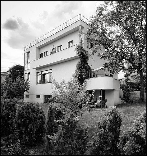 Zdeněk Blažek @ House Lužná [1932] | BaBa # 16