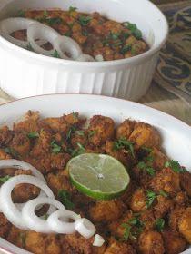 ZK My Way: Chicken Masaledaar and Channa Masala