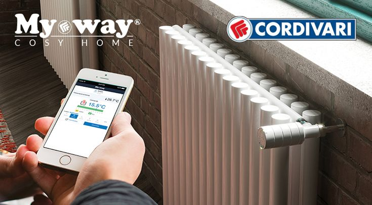Manage the household comfort and save energy