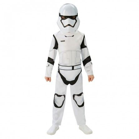 Child First Order Stormtrooper Costume