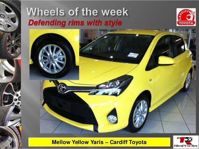 RimPro-Tec is now sold by Cardiff Car City (Toyota, Kia, Great Wall), Newcastle Mazda, Regal Motors  (Kia, Subaru), Newcastle City Holden, Glendale Mazda, Crossroads Subaru and Maitland City Motor Group (Mazda, Nissan, Kia).