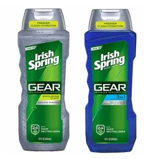 Coupon $0.75 off ONLY on Irish Spring GEAR Body Wash http://azfreebies.net/coupon-0-75-off-only-on-irish-spring-gear-body-wash/