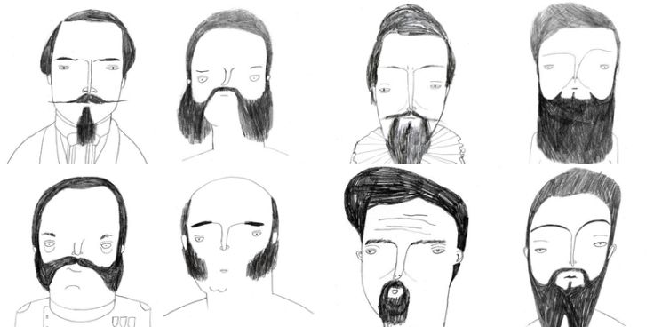 Pielęgnacja brody - poradniki - The Bushy Beard