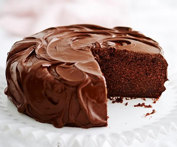 This Nutella chocolate cake recipe is a classic from The Australian Womens Weekly, complete with a rich chocolate frosting and fluffy filling.