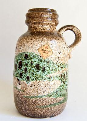 Retro Pottery Net: October 2011