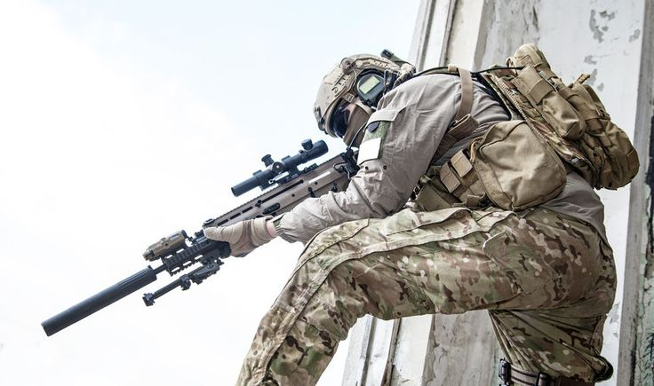 Army Ranger Tacktical Loadout