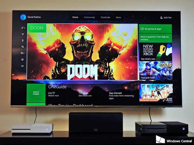 Best 4K HDR TVs For Xbox One S