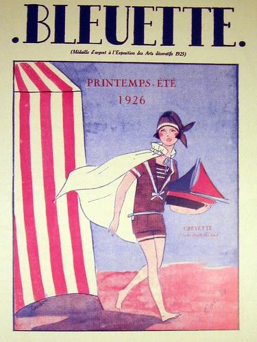 Bleuette Catalog Printemps - Ete 1926