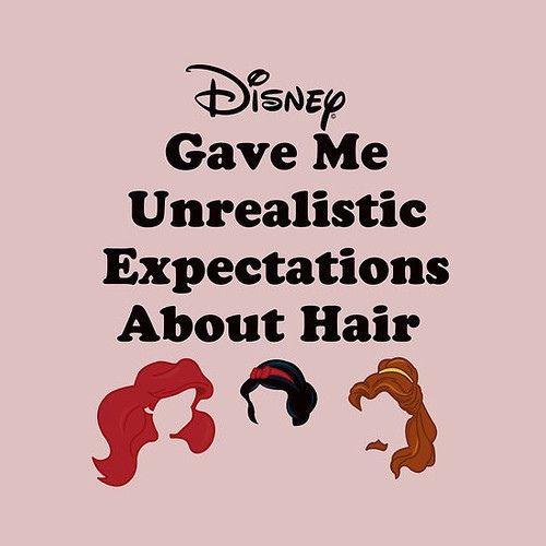 (disney,hair,quotes,funny,humor,comedy,fun,lol)