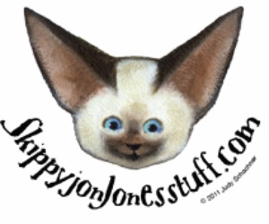 If you like Skippyjon Jones, you're going to love Skippyjon Jones Stuff! Check them out here!
