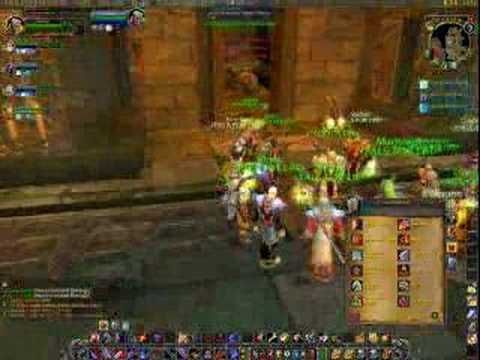 ▶ Leeroy Jenkins World of warcraft ! Epic!! OK I know this video is old news but man I die laughing every time I watch it!!!