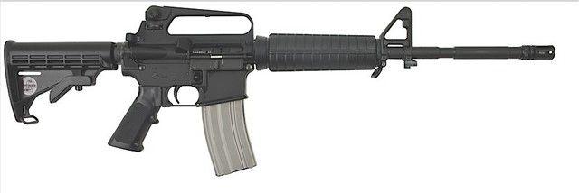 Bushmaster M4 5.56 AR-15 AR15 .223 NO RESERVE NR