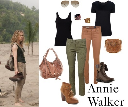Annie Walker Sri Lanka - Fashion From Covert Affairs - All Yours Styling