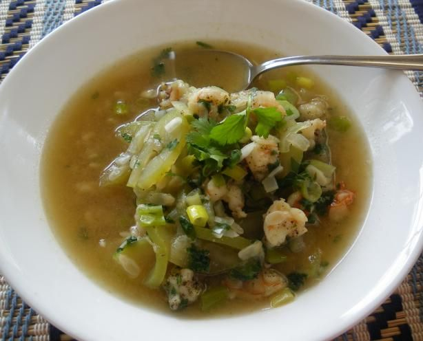 This is an incredible soup, however I don't know where you would find an OPO squash except maybe at an Asian market. We had one from our CSA, which made me find this recipe.