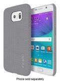 Incipio - Highwire Case for Samsung Galaxy S6 Cell Phones - Gray/Light Gray, SA-618-GRY