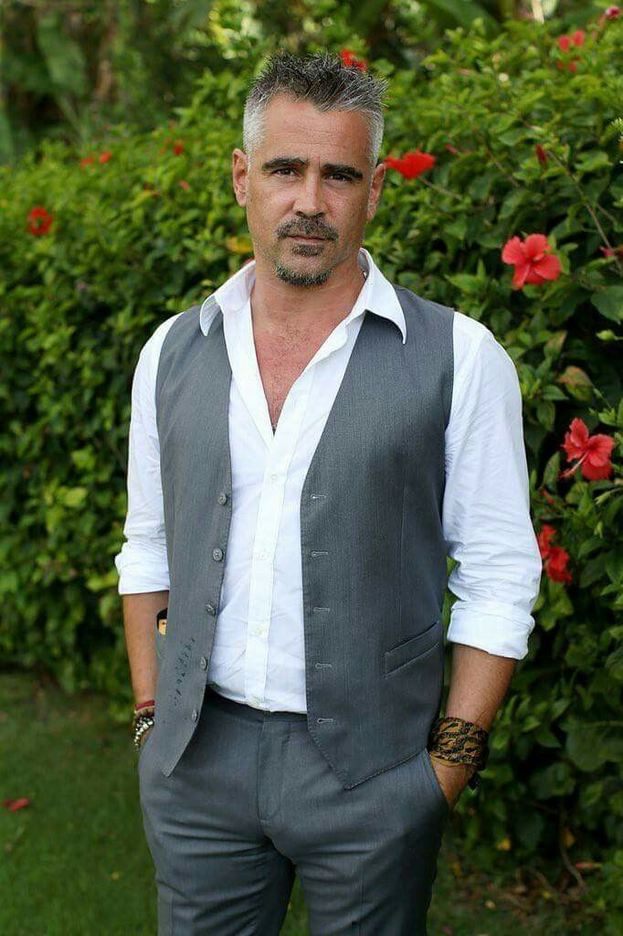 Colin, hot daddy | So Good Looking in 2019 | Colin Farrell ...