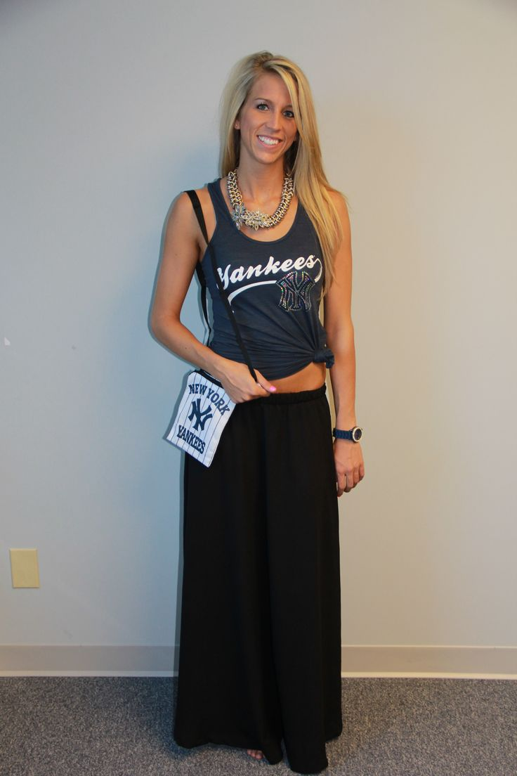 Some more tailgate outfits from Jordan. Get your Yankees gear for tailgating at LIDS Locker Room and LIDS.com