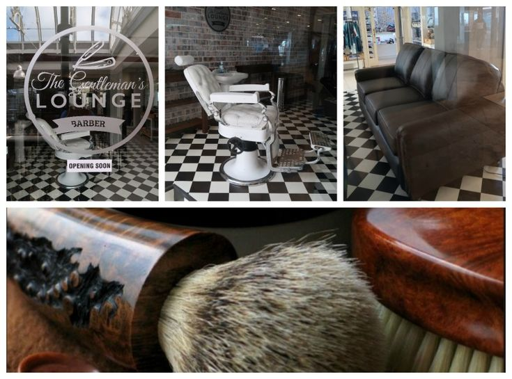 The Gentleman's Lounge Barber. Village Square Hermanus