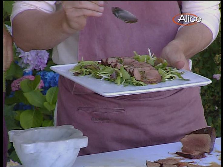 Ricette TV: secondi piatti di carne