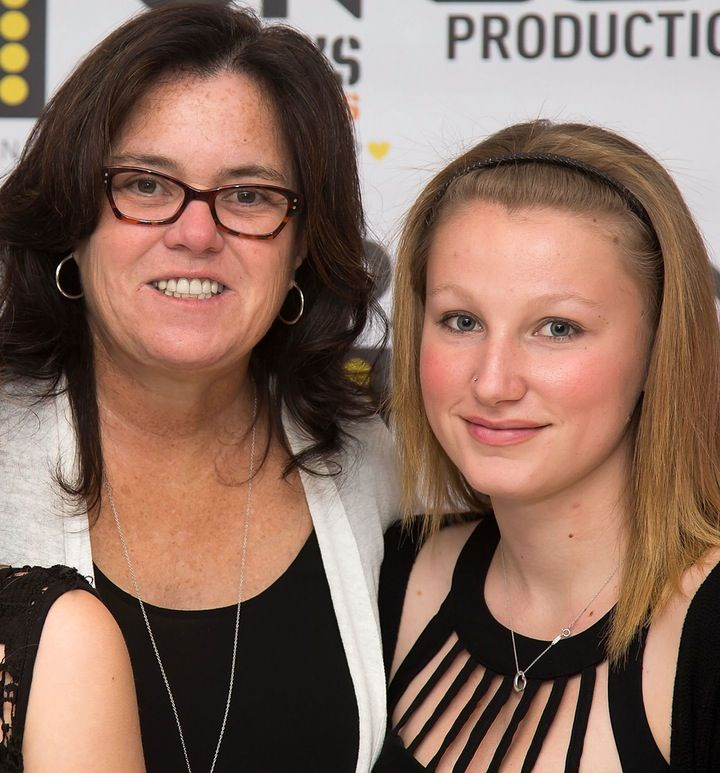 Rosie O'Donnell's Daughter Chelsea Leaves Home to Live With Her Birth Mother After Going Missing