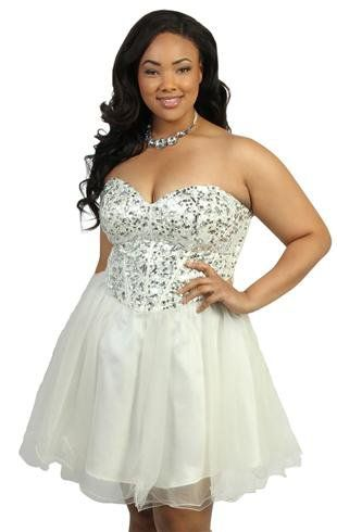 17 Best images about Homecoming on Pinterest | Plus size prom ...