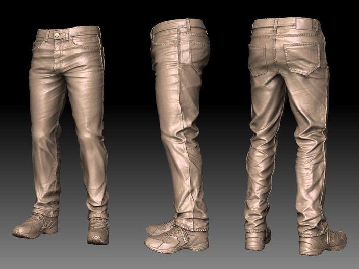 Cloth sculpting practice by mantegra - CGHUB