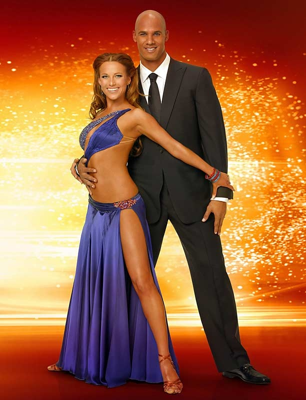 Dwts Season 6 Cast Celebrity Jason Taylor And Professional