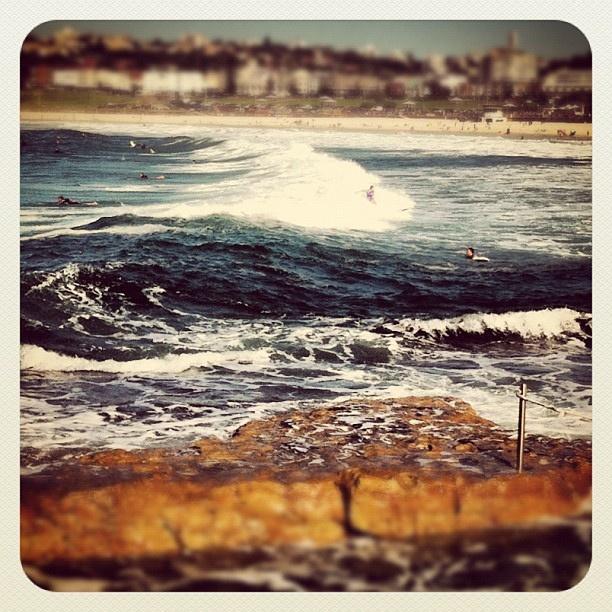 Bondi North to South #bondi #beach #atbondi #surf #sydney #seeaustralia