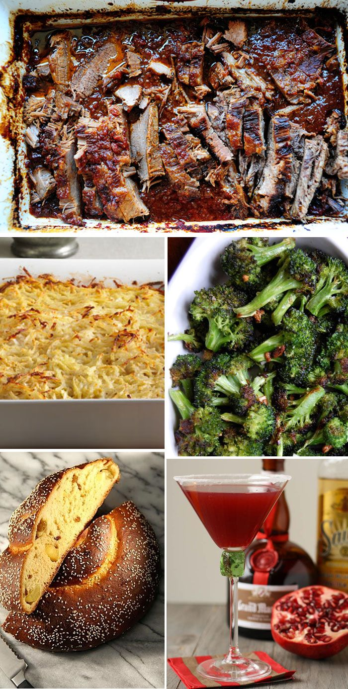 108 best rosh hashanah jewish new year images on pinterest rosh hashanah a classic brisket menu chai and home kristyandbryce Choice Image