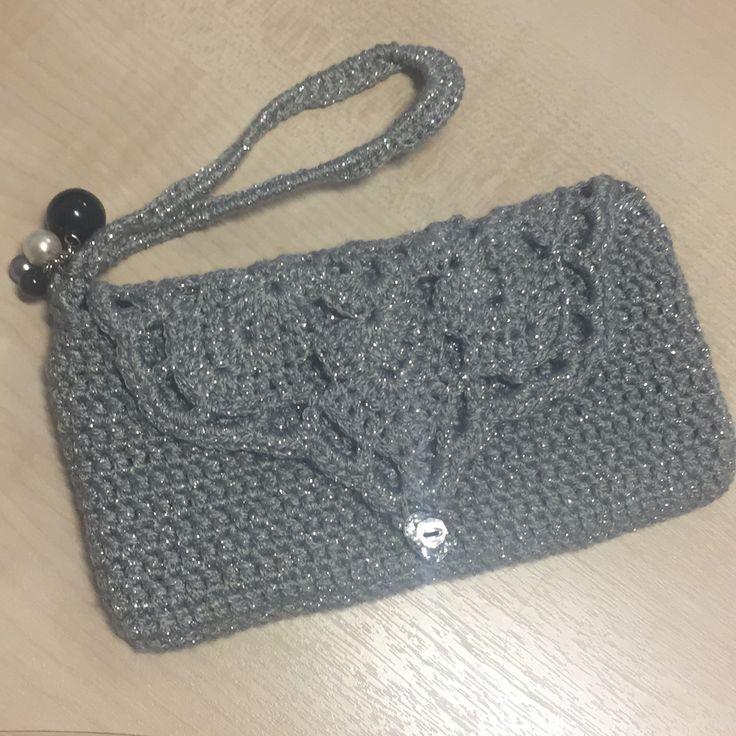Crochet phone case - cover