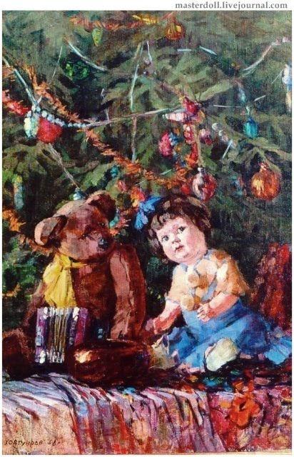Куклы в картинах великих!! / Интересненькое / Бэйбики. Куклы фото. Одежда для кукол