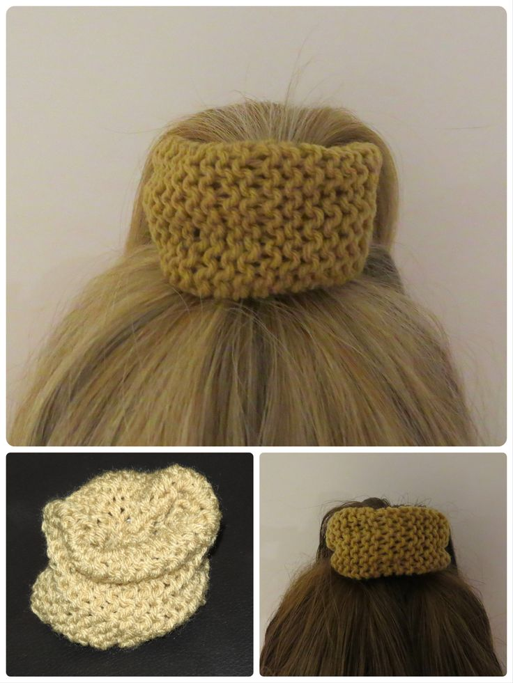 Sandy Dune ( knitted hair scrunchie) Available @  https://abbeydrew.wixsite.com/abbeydoo