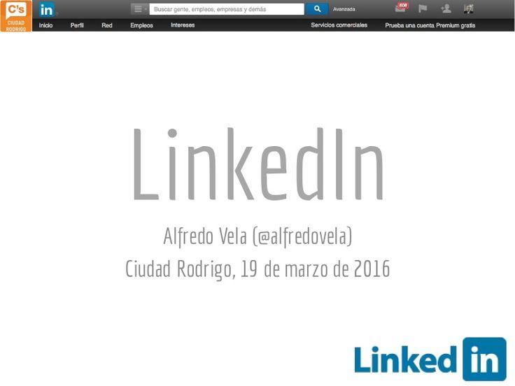 LinkedIn: Todo lo qu des saber