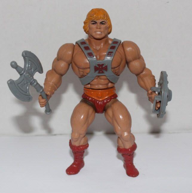 He-Man von Master of the Universe. Der hatte aber auch wirklich eine komische Frisur. | unfassbar.es