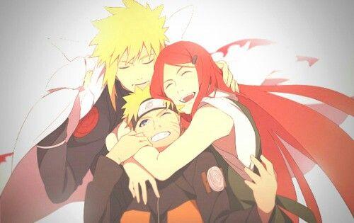 El amor de Minato por su hijo y esposa.