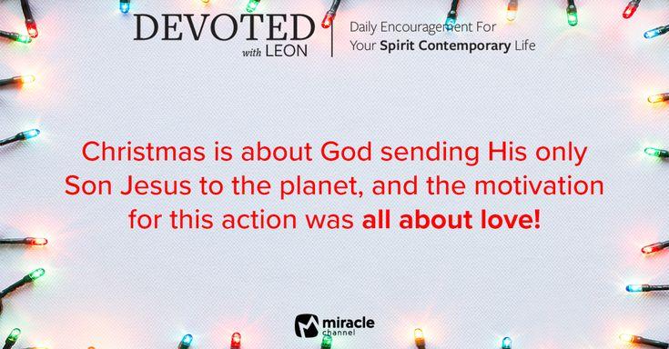December 23 - Prayer for Strength #MiracleChannel #Devoted #December
