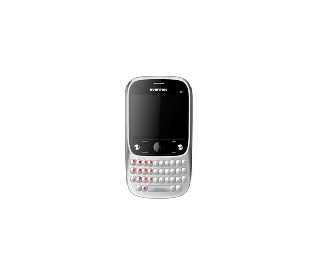 De l'élégance à l'état pur!  Designé pour les hommes, le E600 est élégant, sobre et puissant : Double Sim également, Bluetooth, Radio FM...  Pour les jeunes connectés!  Son clavier Azerty et son Wifi vous permettront de profiter à fond d'internet et de rester Online. Répondez à vos emails, consultez vos messages simplement et partout...  Evertek Apps : Facebook, Skype, MSN...  Profitez de la simplicité des applications embraquées !