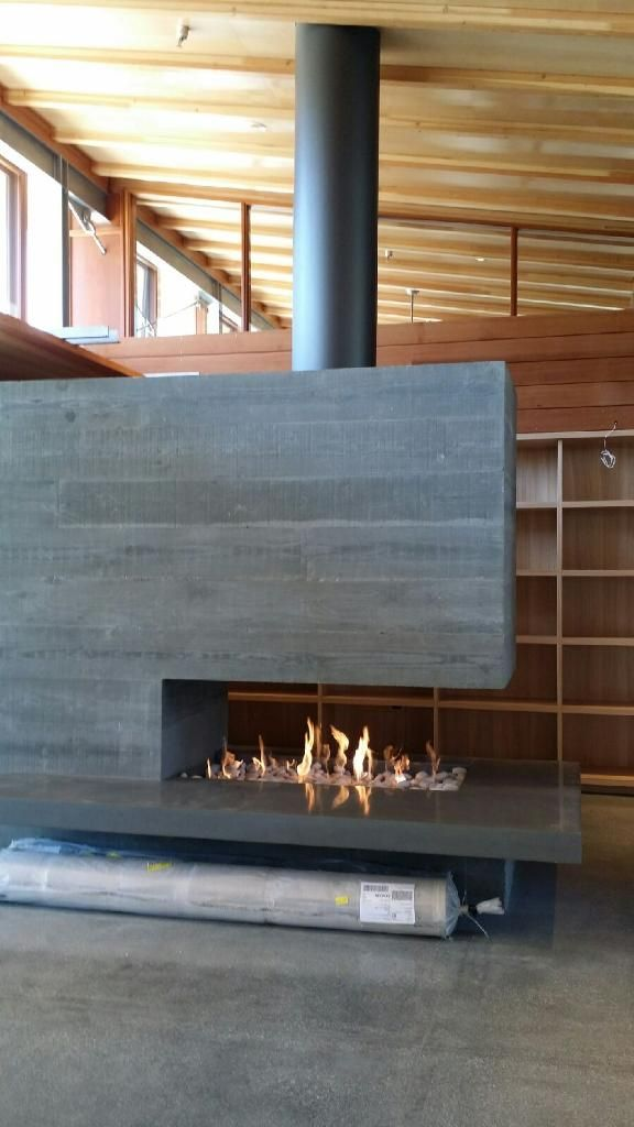25 best ideas about 3 sided fireplace on pinterest open for Isokern fireplace inserts