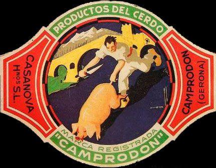 Productos del cerdo