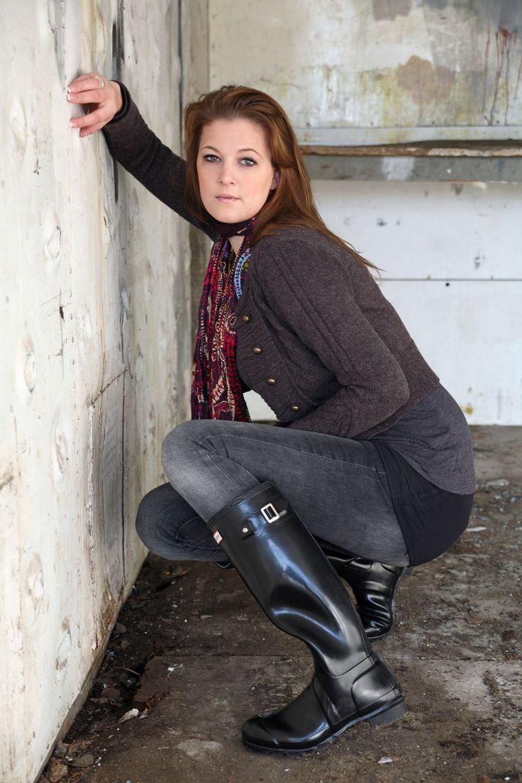 Dutch teen boots