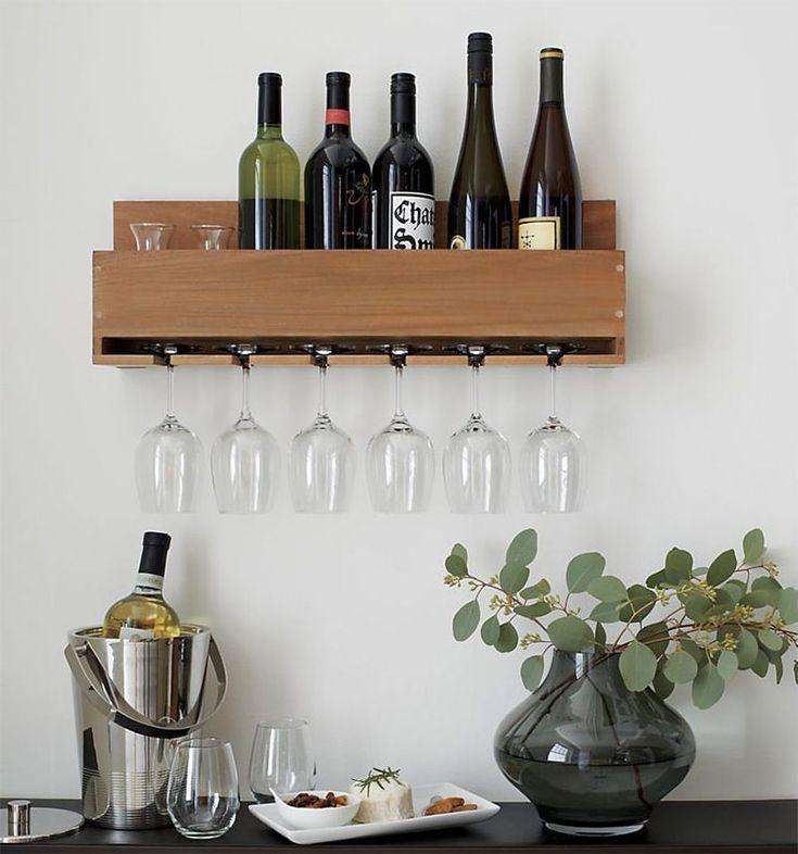 15 ideias para você usar suporte para taças na sua decoração - limaonagua