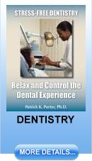 Whether you are someone who gets sweaty palms at the thought of a dentist's drill, hyperventilates the moment you lay eyes on a dental syringe, or simply gets butterflies in your stomach before going to the dentist, this program can benefit you. Anxiety free dentistry should not be complicated. Studies show that over 40% of all people have a fear of dentistry. Other research demonstrates that having poor oral health can decrease your life expectancy: http://www.MindFitMeditations.com