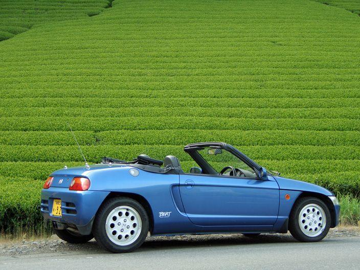 Honda Beat.