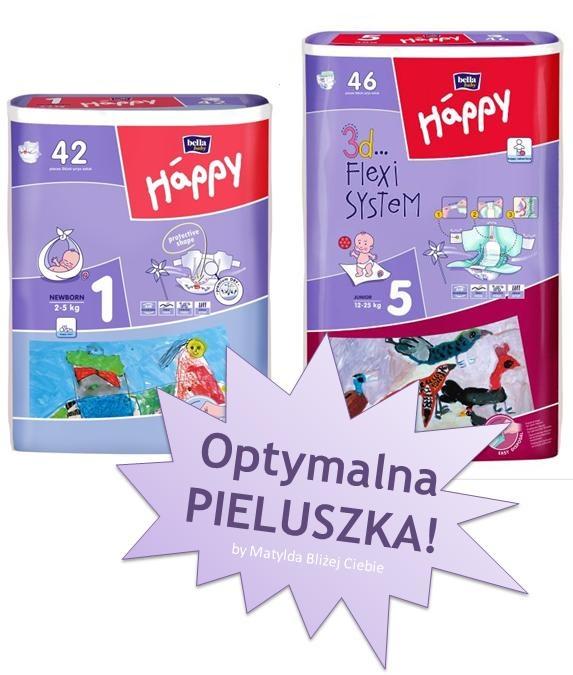 HAPPY Diaper optimal
