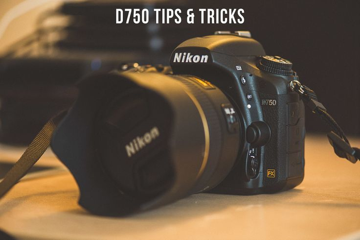 The following tips are meant to not only help you maximize efficiency, but  to also make your life a bit easier by not having to think so much.  Most  of these tips apply to any of Nikon's latest cameras, including the D4s,  D800, D810/e, & the D750, but it's focused primarily on the D750 features.   Some features may be in the older models, but these are just the cameras I  have used and know for a fact they are implemented in the UI.