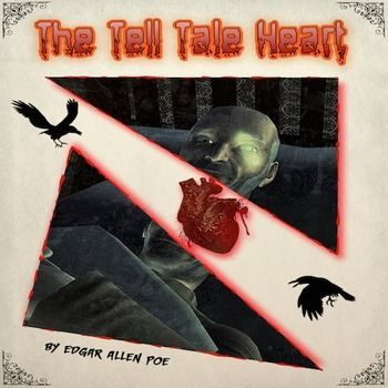 This comic book has been designed to provide a visual setting for the narrative of 'The Tell Tale Heart' that will help the student come to a better understanding of the storyline by supplementing the literary devices and symbols that Poe used when writing his famous short story.