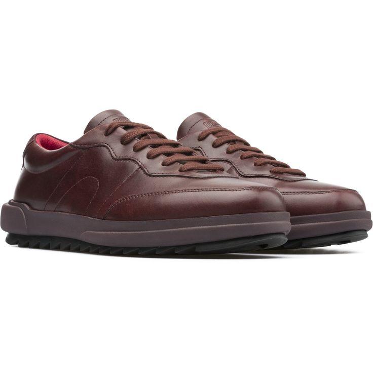Camper Marges Burgundy Sneakers Men K100050-013