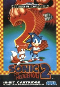 Sonic the Hedgehog 2 (Sega Mega Drive) This was how I spent many hours in my childhood :-)