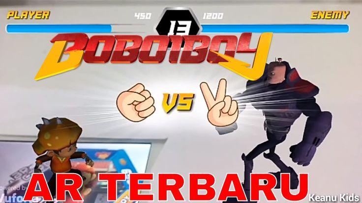 BoBoiBoy Kuasa 7 - Pertarungan Seru & Sengit BoBoiBoy Terbaru Solar &…