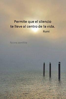 Frases religión, espiritualidad, paz, amor quotes www.amanecerdelalma.com Rumi...